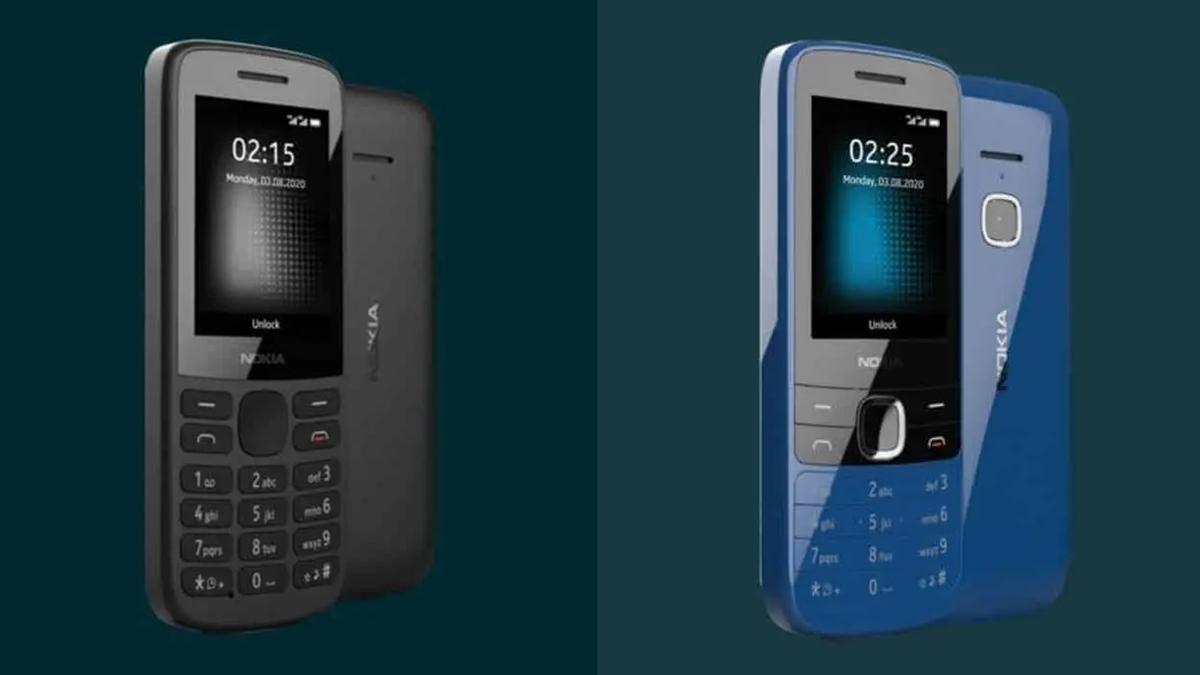 Nokia Feature Phone 215 & 225 4G