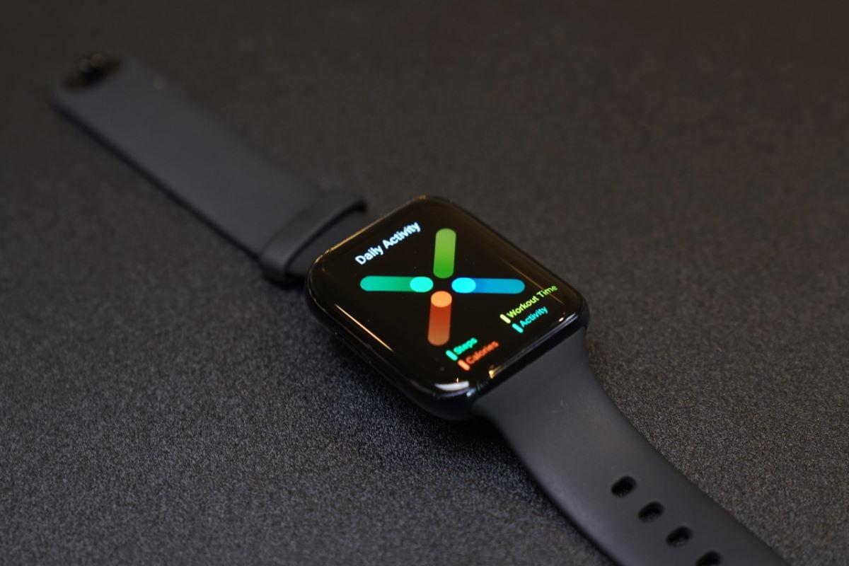 OPPO Watch Wear OS by Google