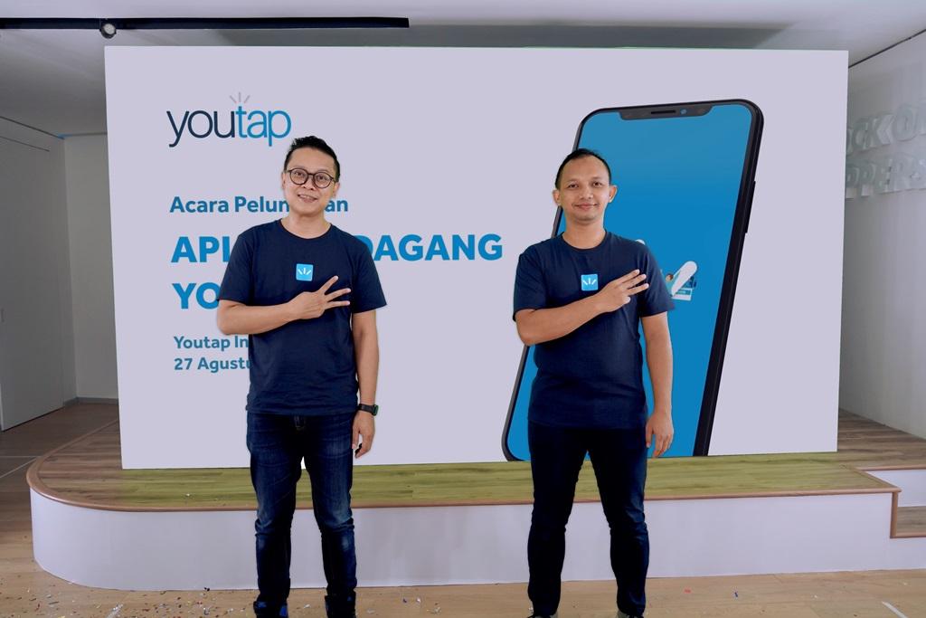 Peluncuran aplikasi dagang Youtap