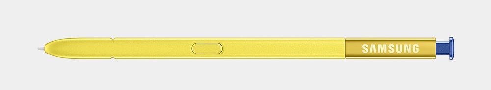 S Pen di Galaxy Note9