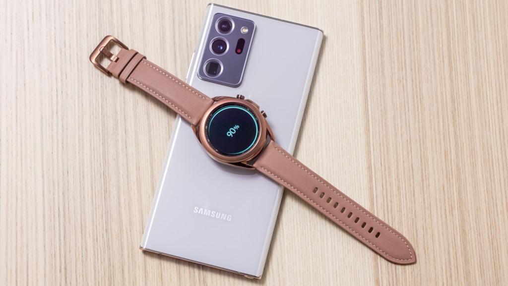 Samsung Galaxy Watch 3 & Note20 Ultra