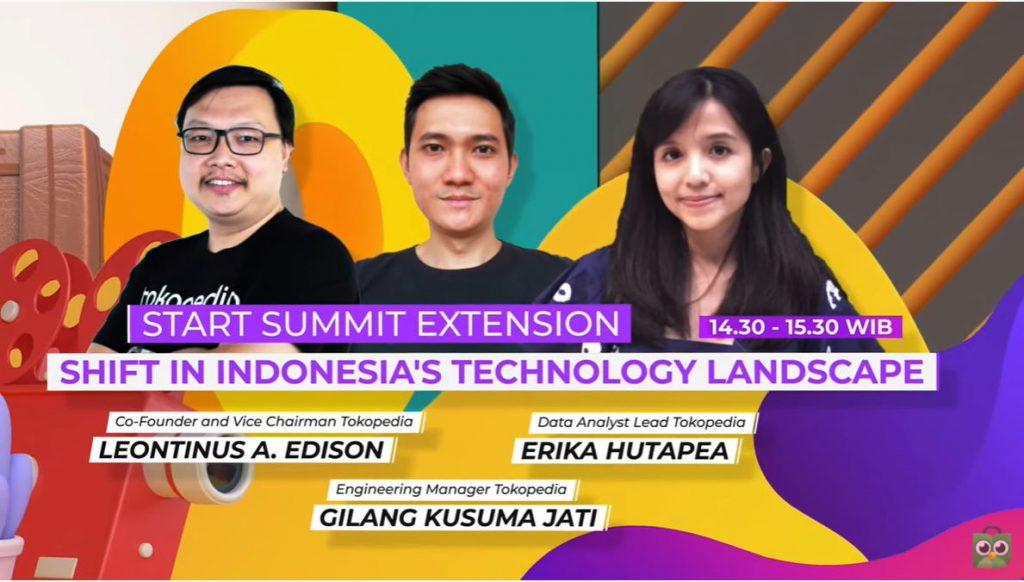 Tokopedia Start Summit Extention 11 tahun
