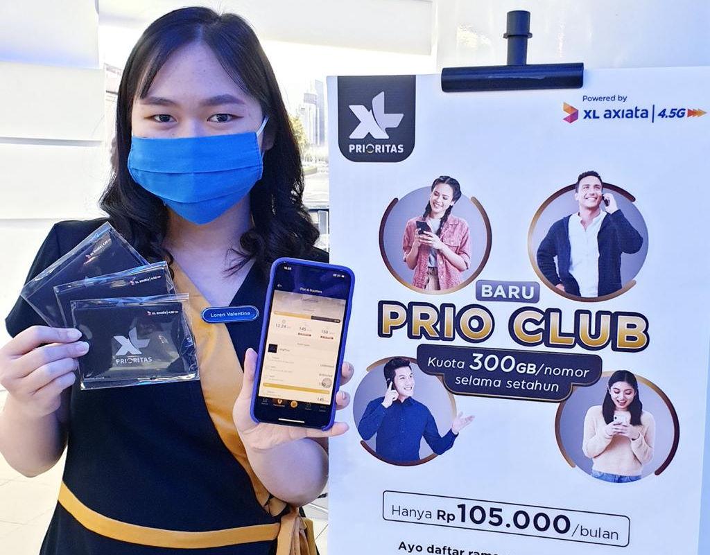 XL Prio Club