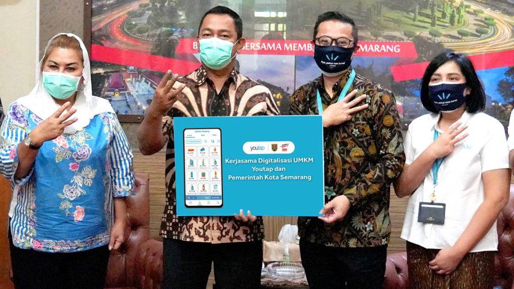 Youtap & Pemerintah Kota Semarang
