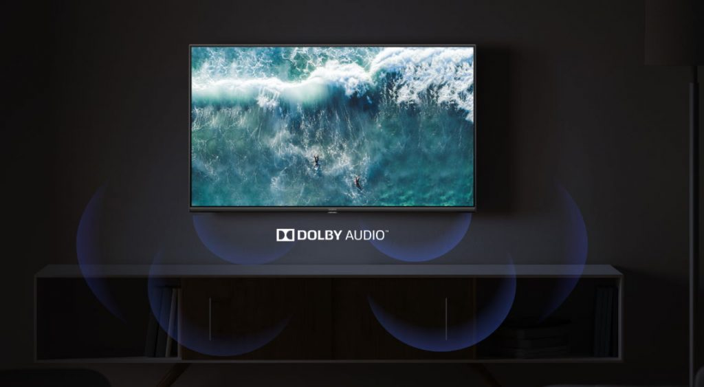 audio realme smart tv