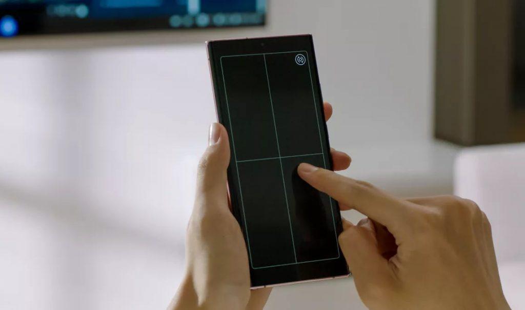 galaxy note20 ultra samsung dex touchpad