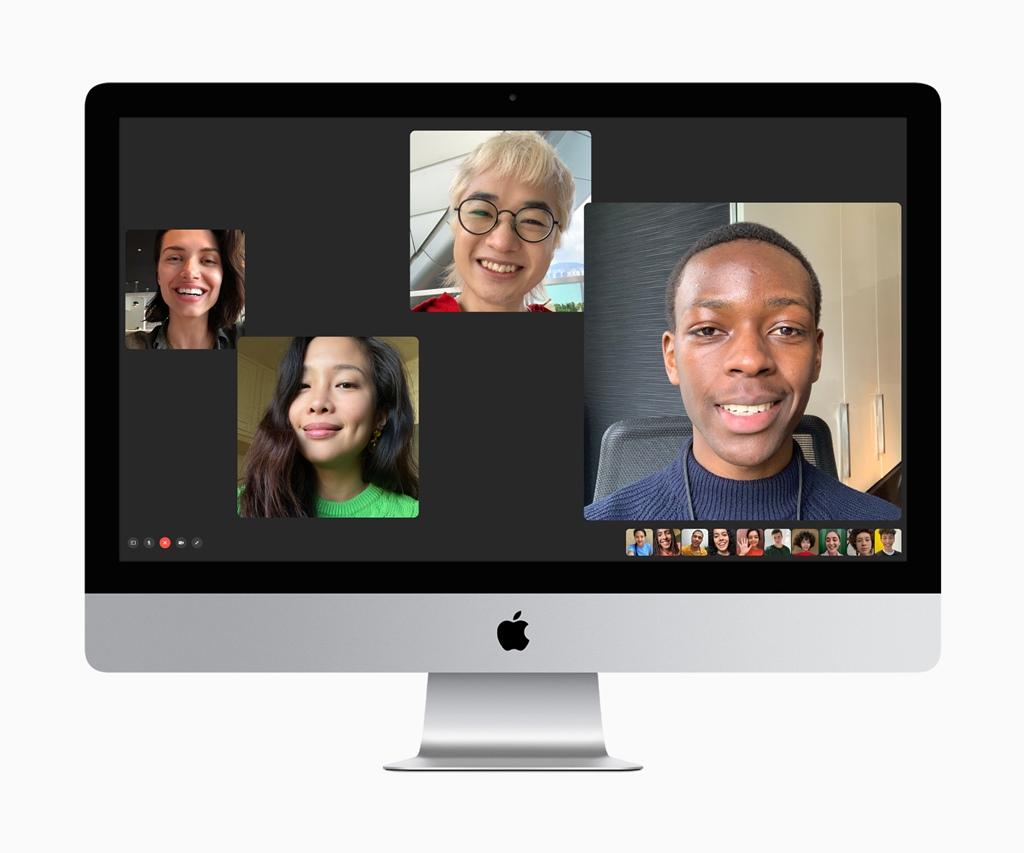 kamera FaceTime iMac 27 inci