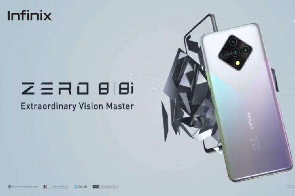 infinix zero 8 phone