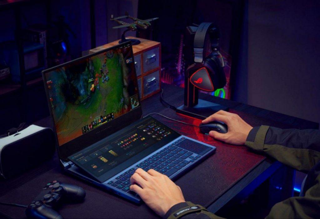 jajaran laptop gaming ASUS ROG terbaru
