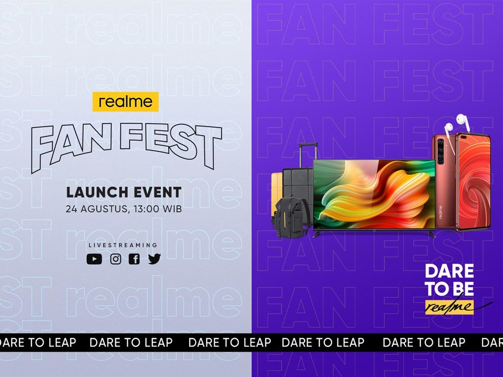 realme Fan Fest 2020