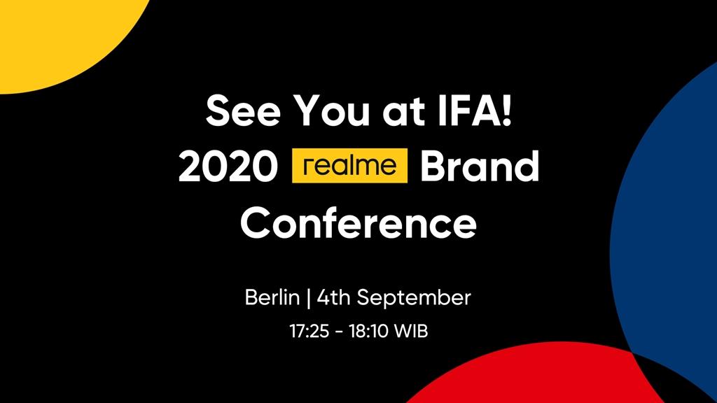 realme IFA 2020