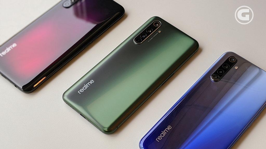 Desain realme X50 Pro 5G