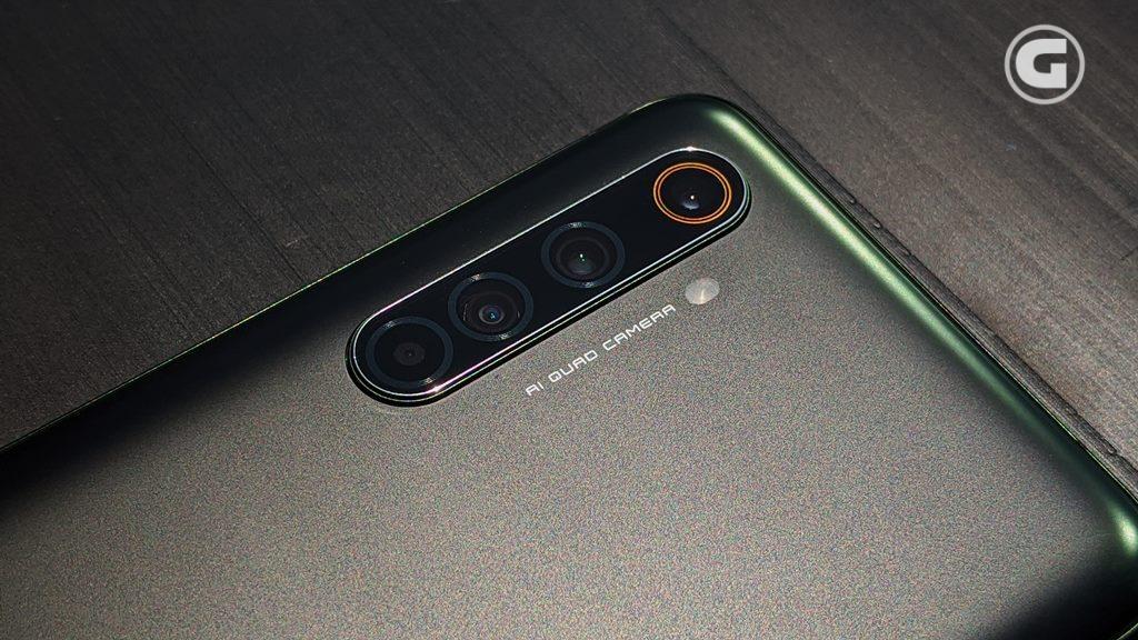 Kamera realme X50 Pro 5G