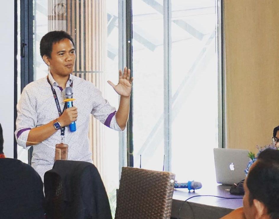 Tanto Suratno, Direktur Bisnis dan Sales Flou Cloud / TelkomSigma