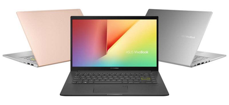 ASUS VivoBook Ultra 14 warna