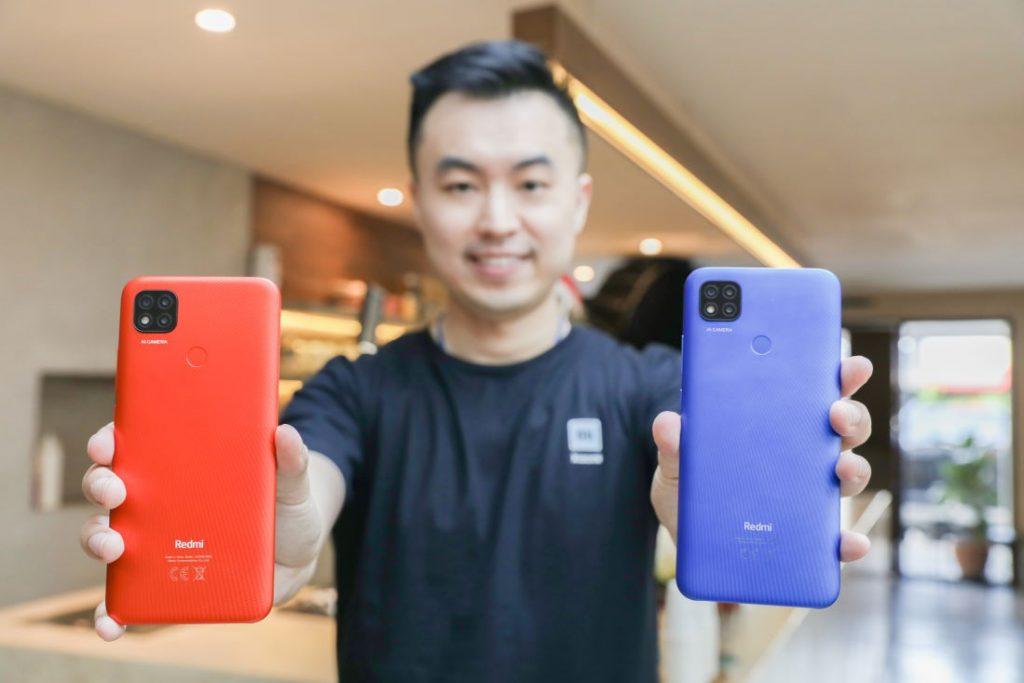 Alvin Tse - Xiaomi Redmi 9C