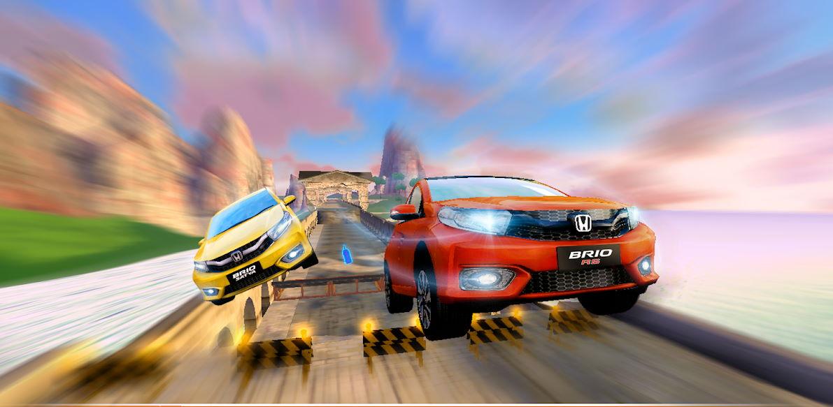 Brio Virtual Drift Challenge Mobile Game