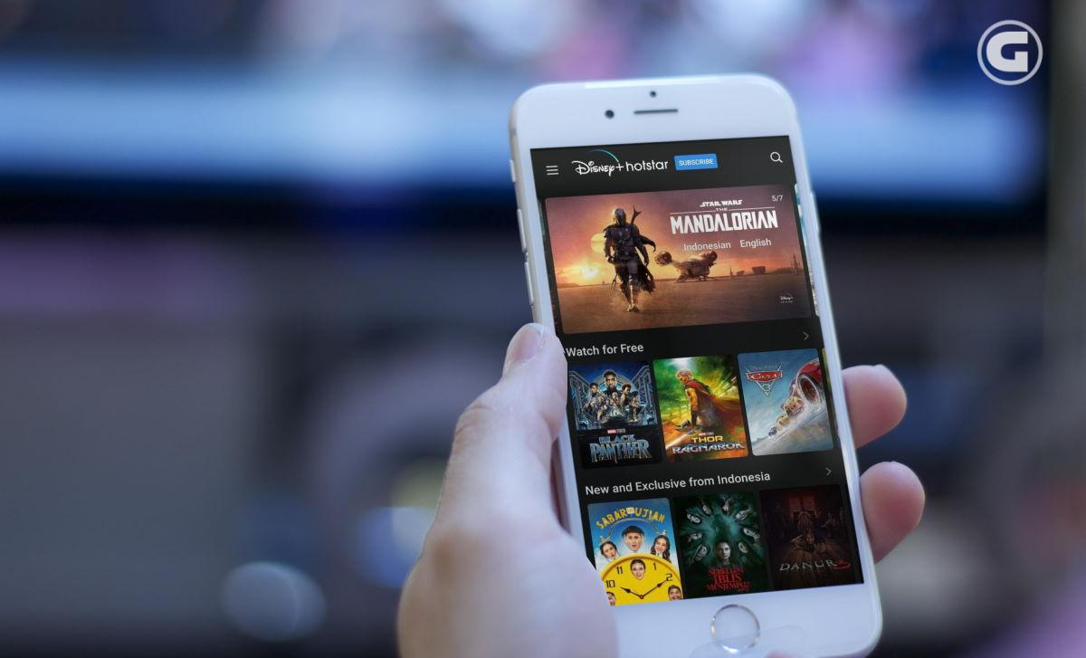 Aplikasi Paket Disney Plus Hotstar Telkomsel