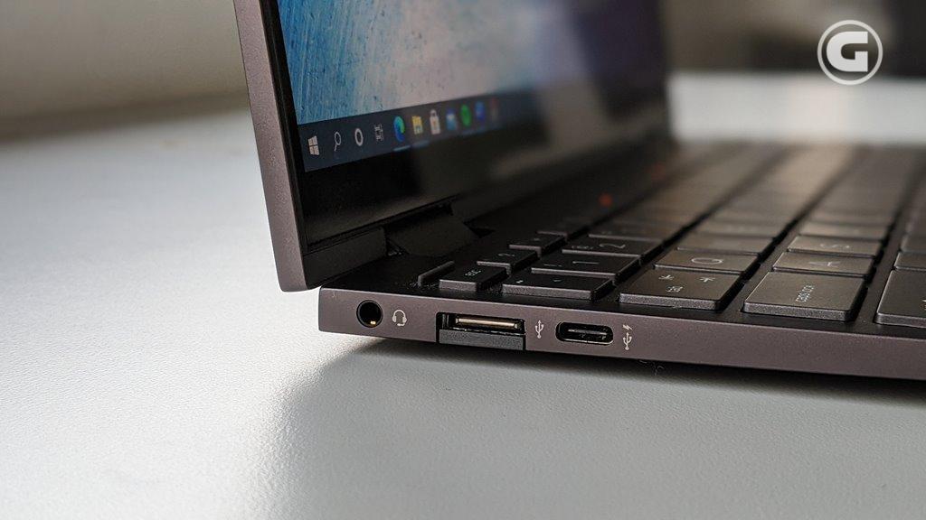 Port HP Envy x360