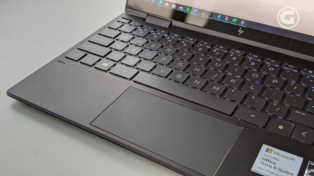 Keyboard HP Envy x360