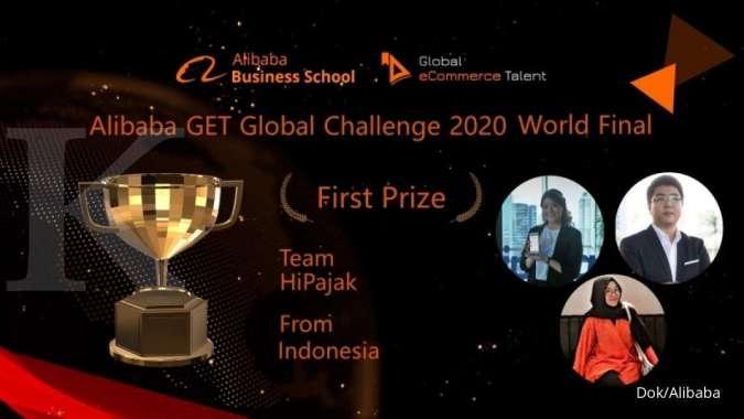 HiPajak Alibaba