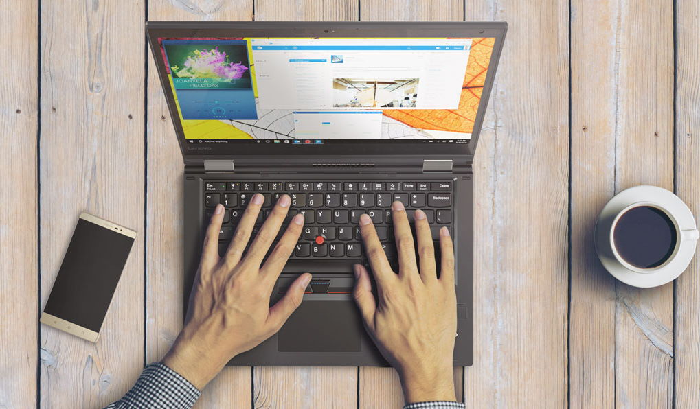 Laptop Lenovo Edvision Think Pad Yoga 370