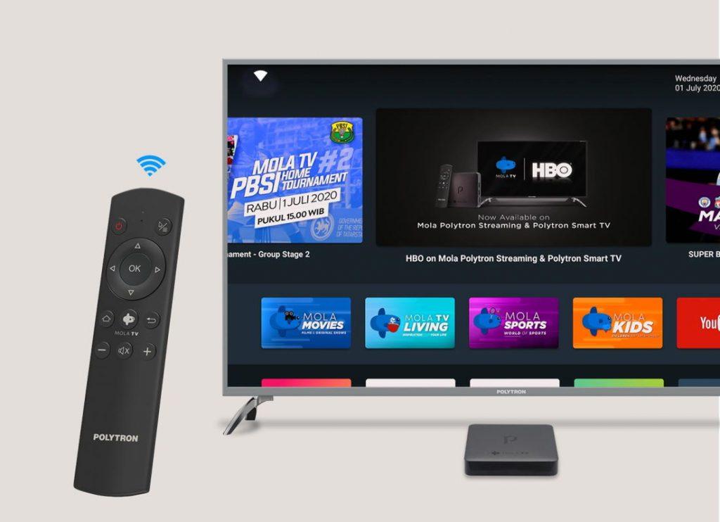 Mola TV streaming platform