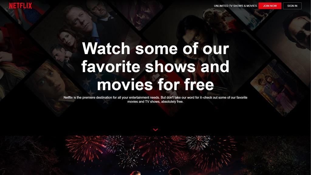 Konten Netflix Gratis