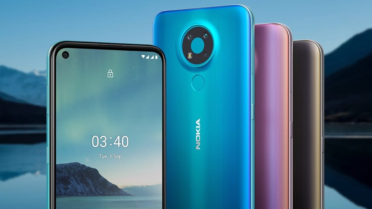 Nokia 3.4 01 - 5 Rekomendasi Smartphone Terbaru dengan Chipset Snapdragon 460