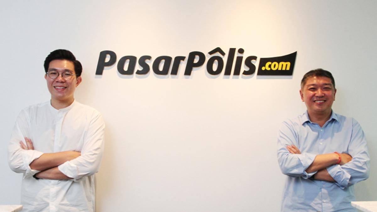 Cleosent Randing, Christopher Kustono PasarPolis
