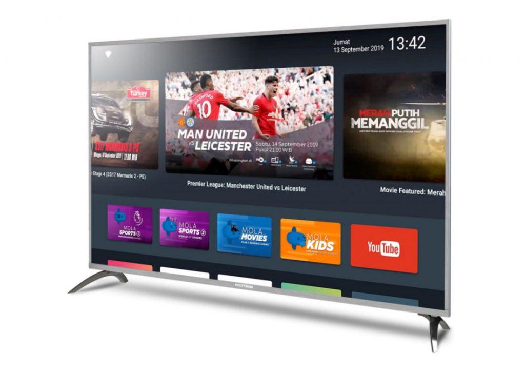 Smart TV Polytron Mola TV