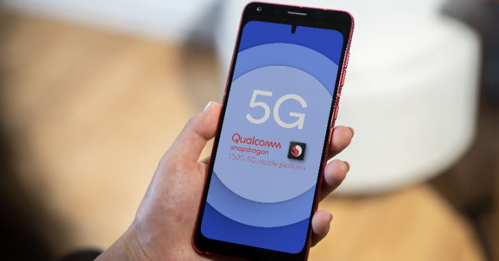 Qualcomm Snapdragon 750G 5G