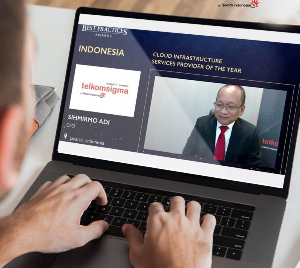 CEO Telkomsigma, Sihmirmo Adi