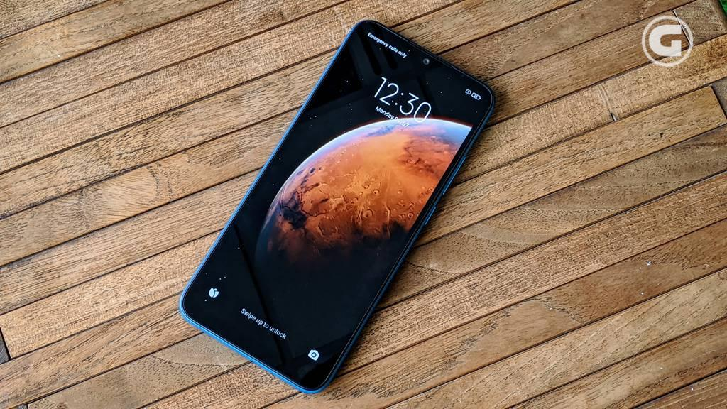 Layar Xiaomi Redmi 9A