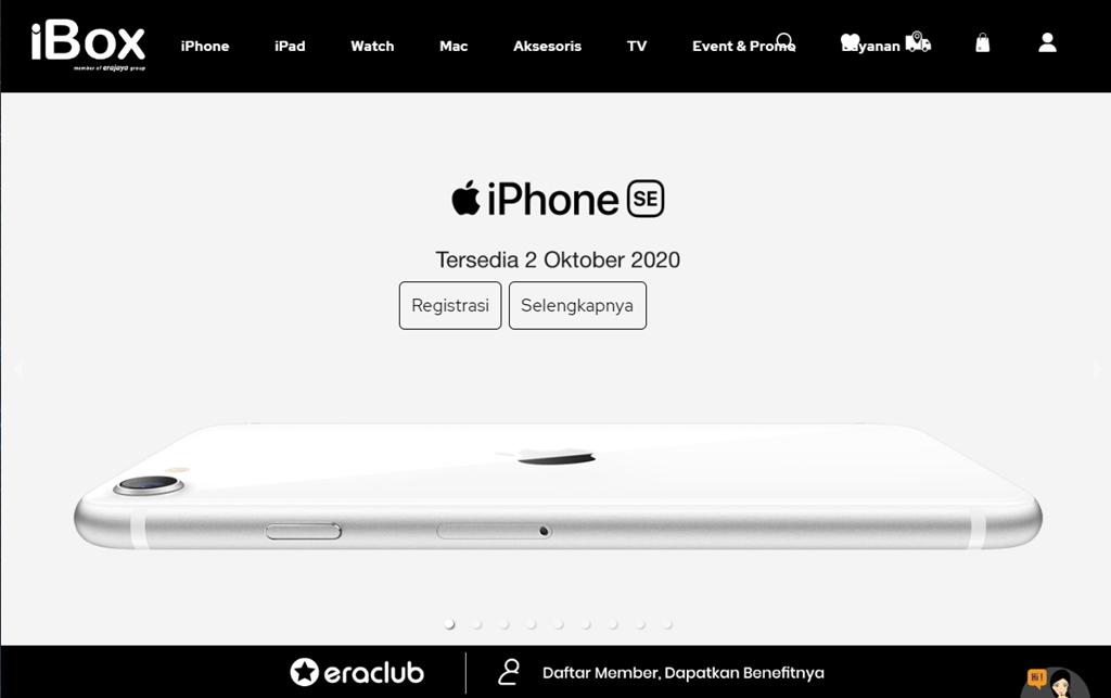 iPhone SE 2020 - iBox