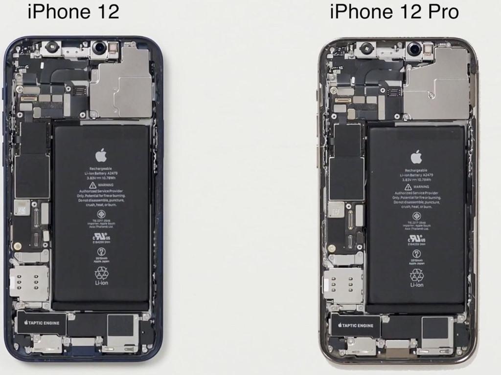 Baterai iPhone 12 & 12 Pro