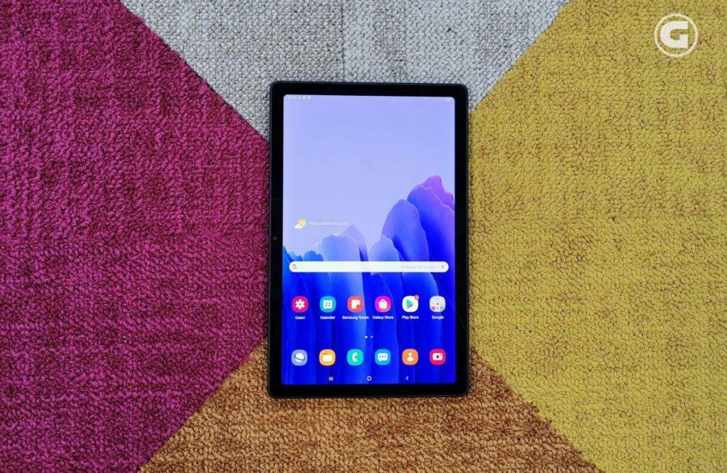 Harga Samsung Galaxy Tab A7
