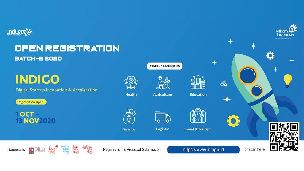 Indigo Creative Nation batch 2 - 2020