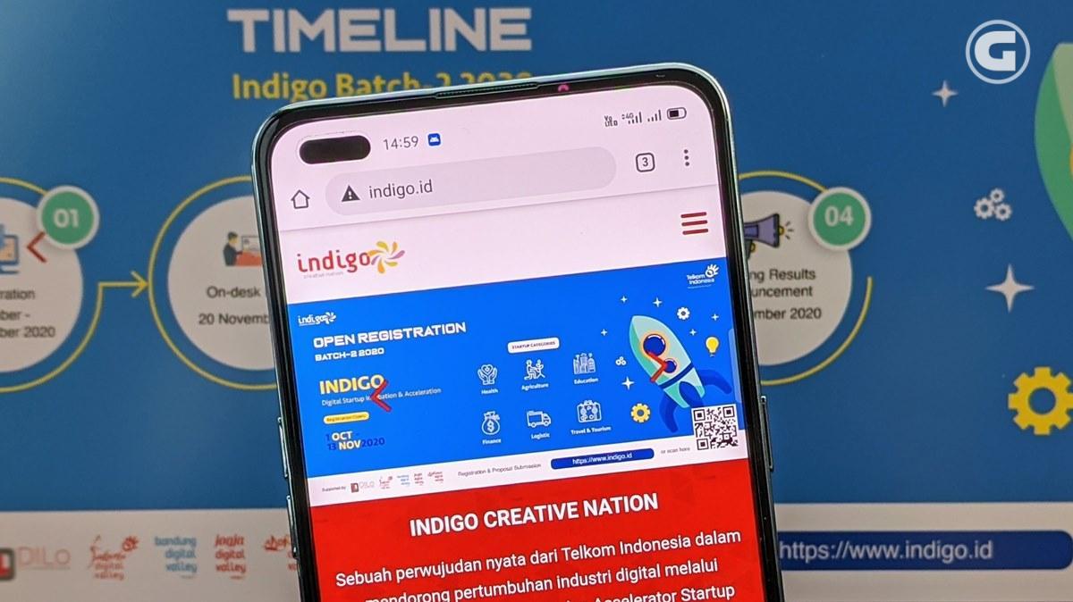 Indigo Creative Nation 2020