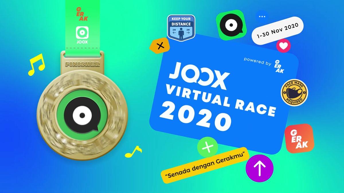 Joox Virtual Race 2020