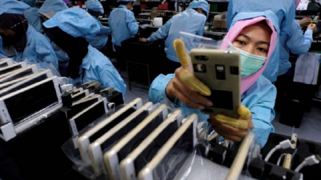 Pabrik OPPO Indonesia
