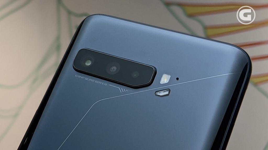 Kamera ASUS ROG Phone 3