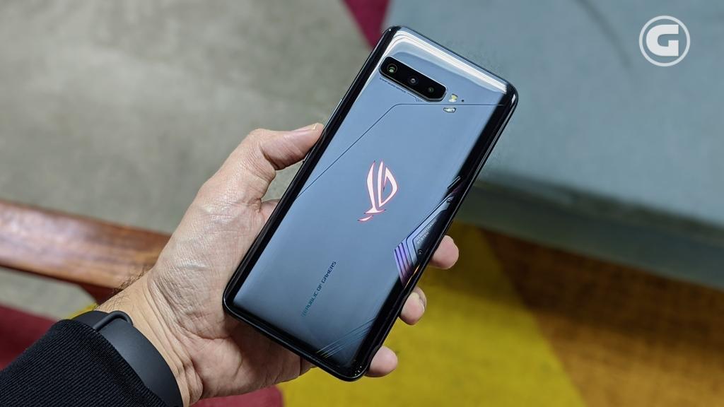 Desain ASUS ROG Phone 3