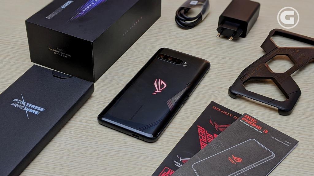 Kelengkapan ROG Phone 3