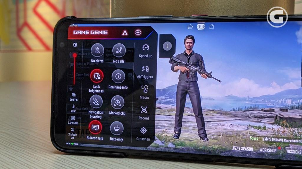 Game Genie ROG Phone 3