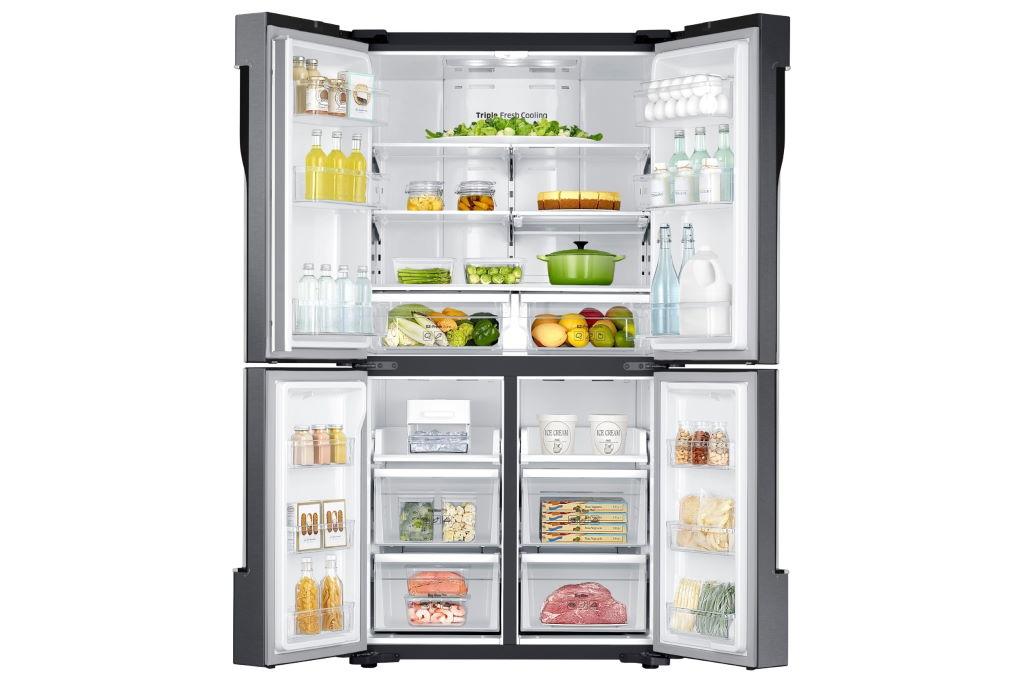 Samsung Refrigerator Multidoor RF60 Image 2