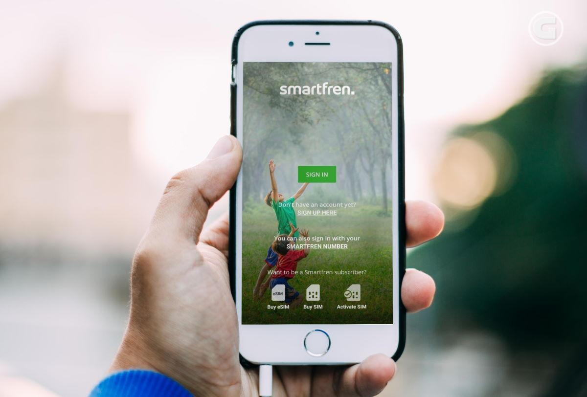 esim Smartfren teman kreasi indonesia
