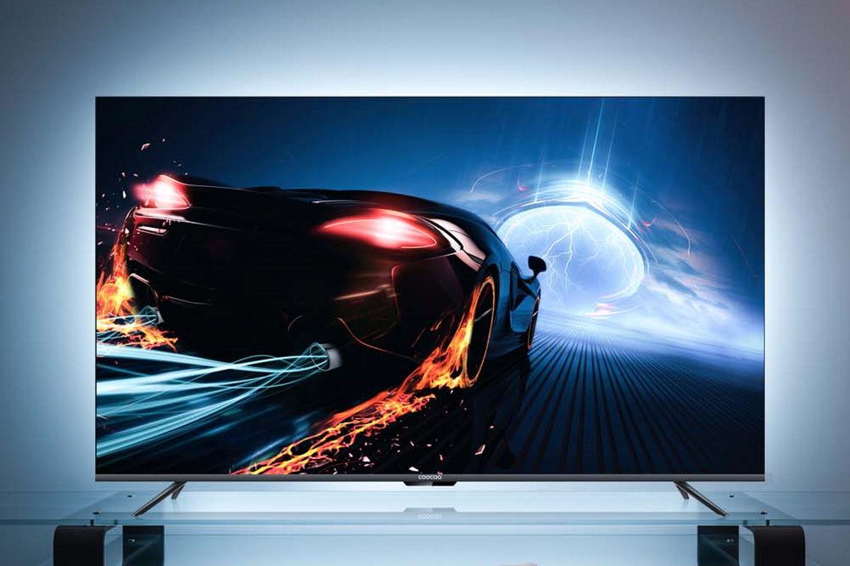 TV COOCAA CUC7500
