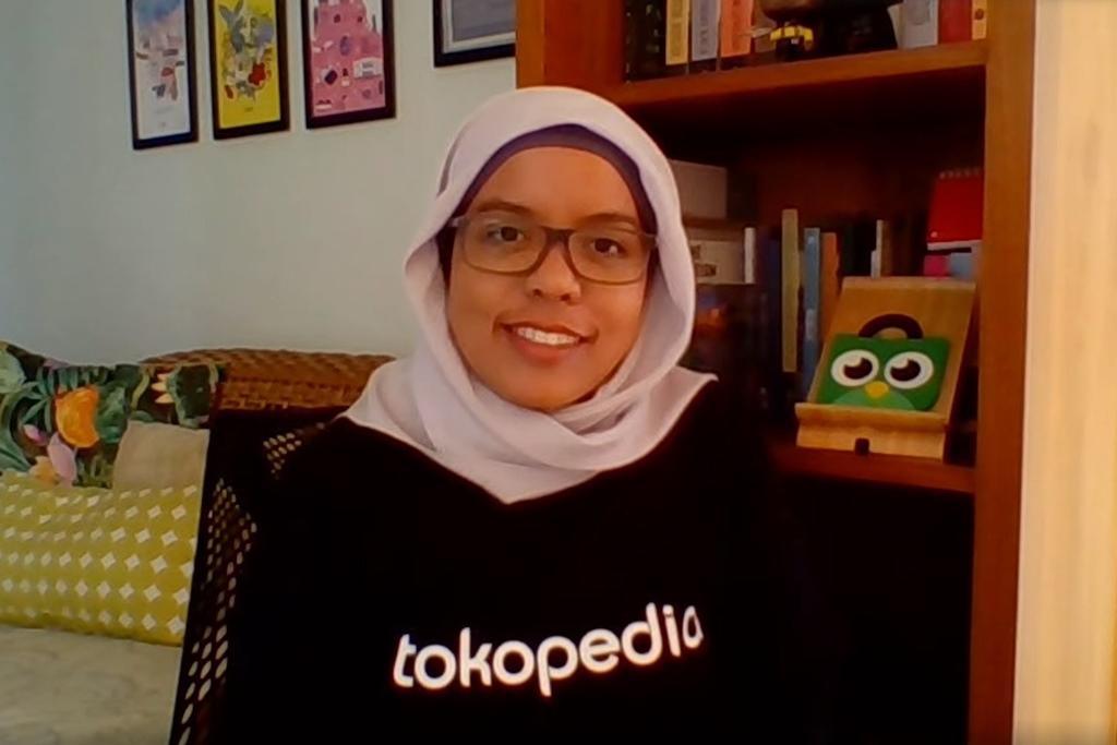 Head of Product, Tokopedia, Puput Hidayat