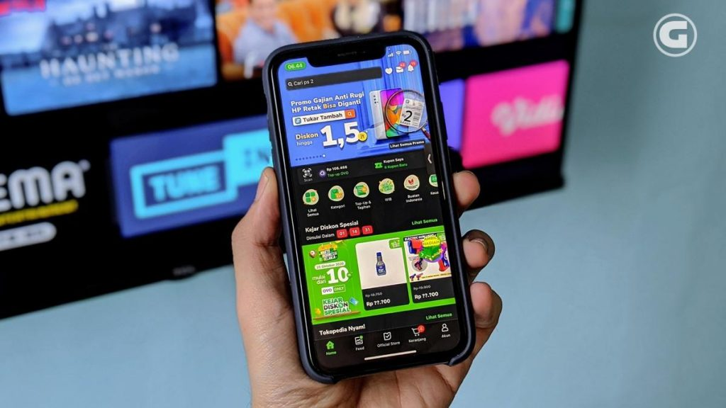 Tokopedia - iOS
